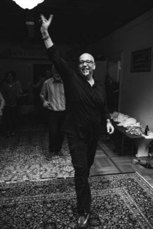 Thomas Krack zeigt uns den LINE DANCE