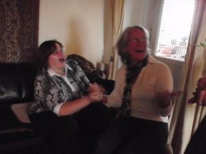 Soooviel haben wir gelacht! Es war immer lustig und voller Freude!
